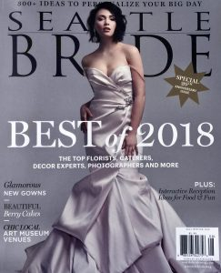 Seattle Bride Cover Fall 2018